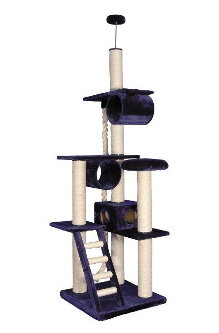 71x1dptsv1l sy679 kratzbaum f r gro e katzen. Black Bedroom Furniture Sets. Home Design Ideas